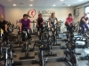 Vi kan tilby flott spinningsal med plass for minst 30 sykler!